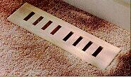 surface mount wood vent