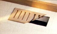 insert style wood vent